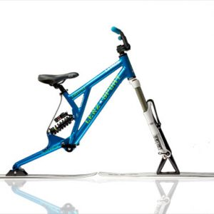Lenz Sport Launch Ski Bike