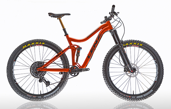 plus size mountain bike - lenz behemoth