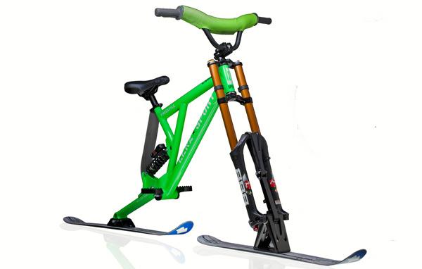 ski bikes