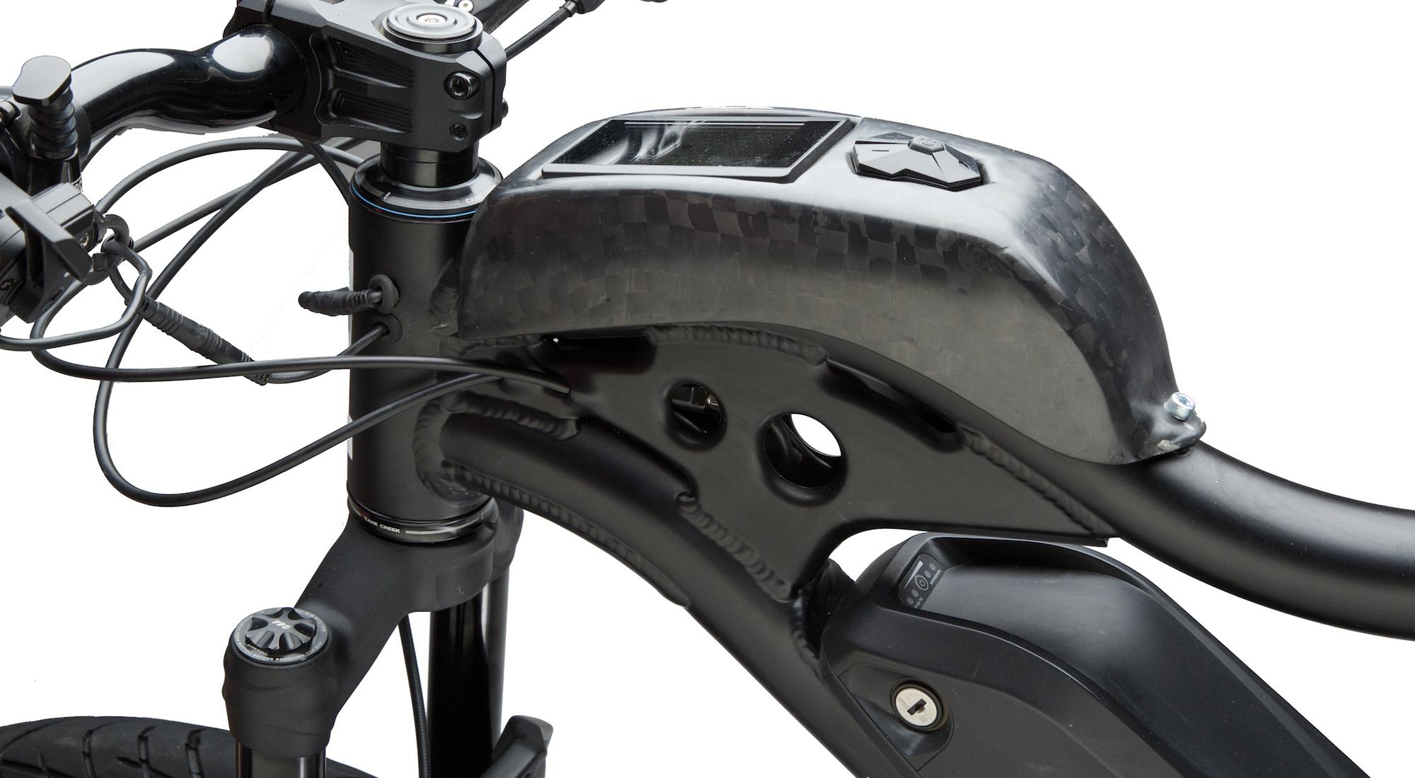 Interceptor E Bike Lenz Sport