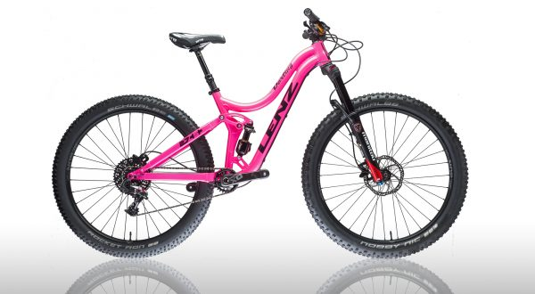 Lenz sport mountain bike for women