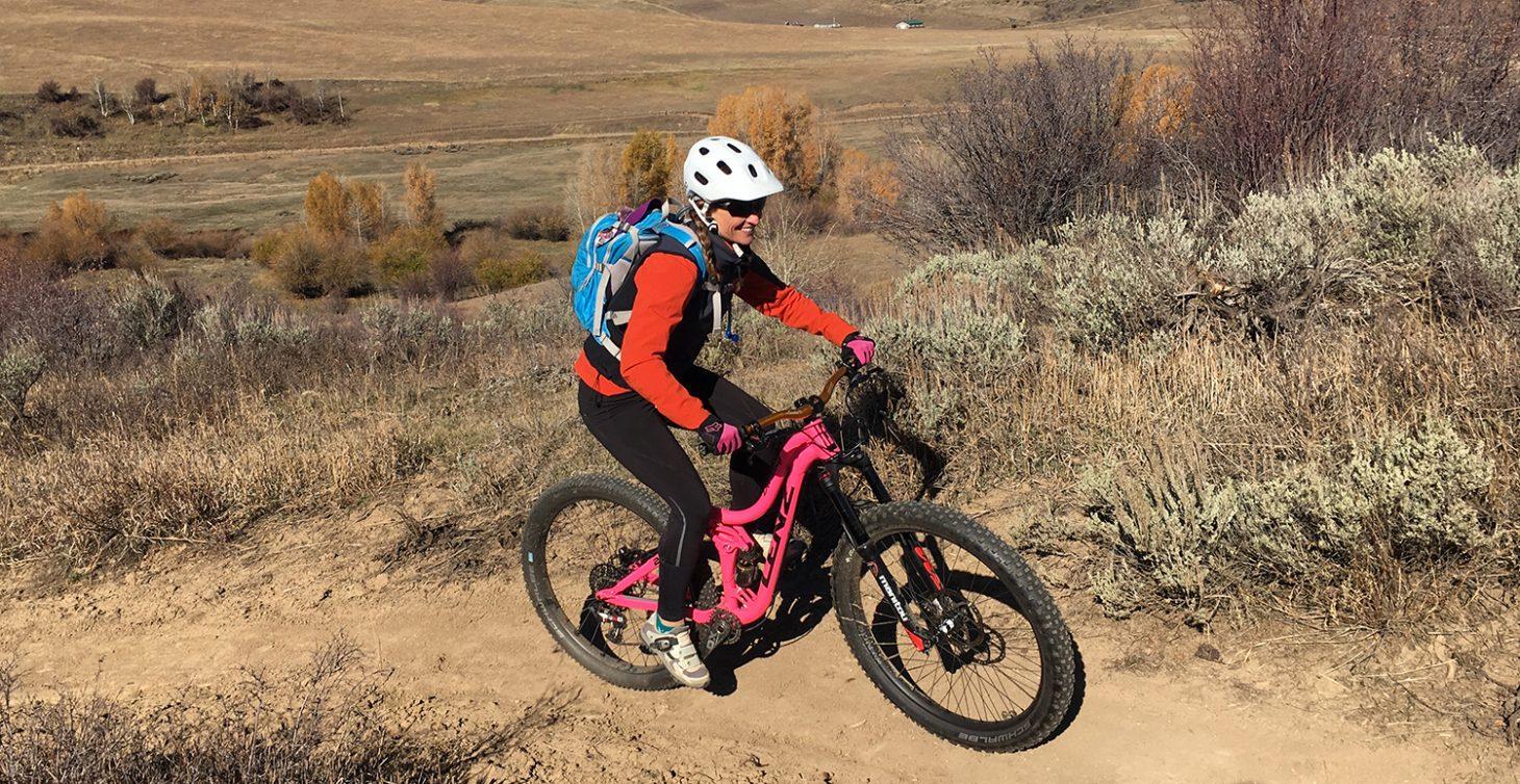 Lenz women's bike