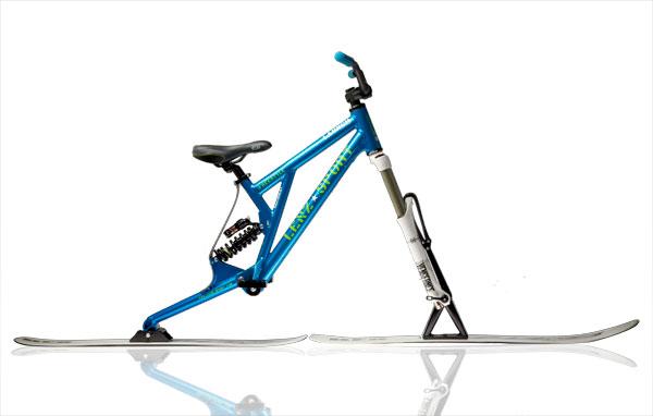 Lenz Sport Launch Ski Bike