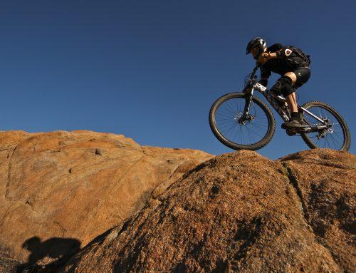 Lenz sport desert riding