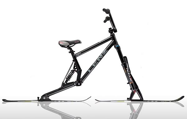 Ski Bike Rental