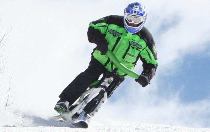 Ski Bike For Sale >> Ski Bikes Lenz Sport Ski Bike Made In Colorado