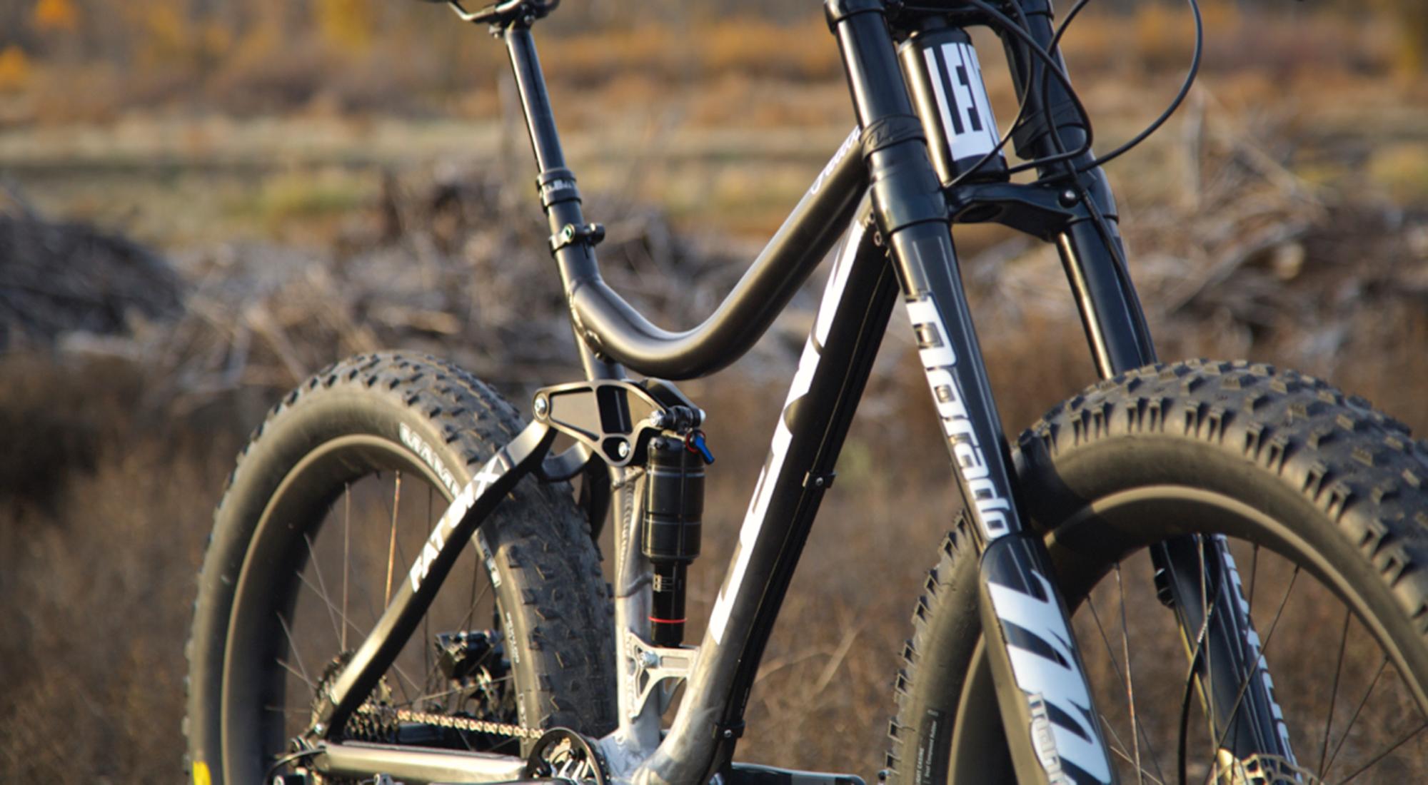 Lenz Sport Fat Bike is here