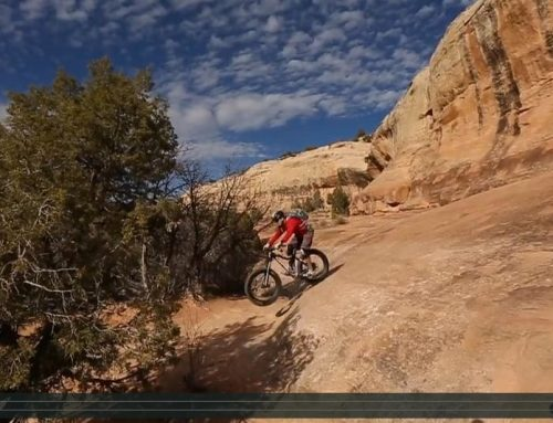 Fatillac Fat Bike – Skippy Wixom riding in Grand Junction