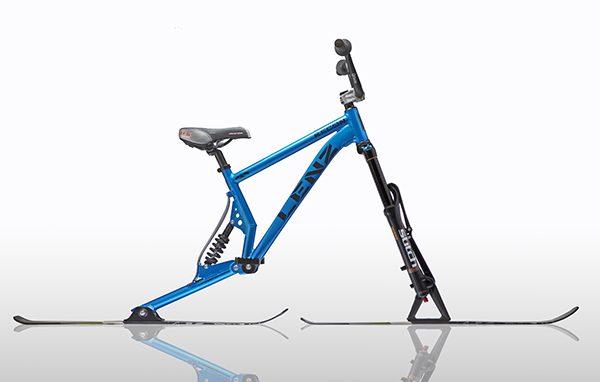 lenz ski bike