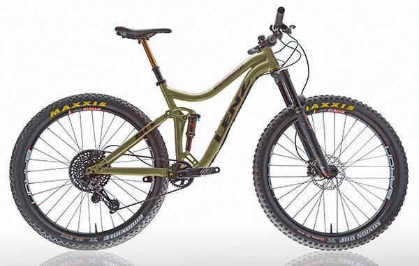 29 plus mountain bike lenz sport behemoth comp