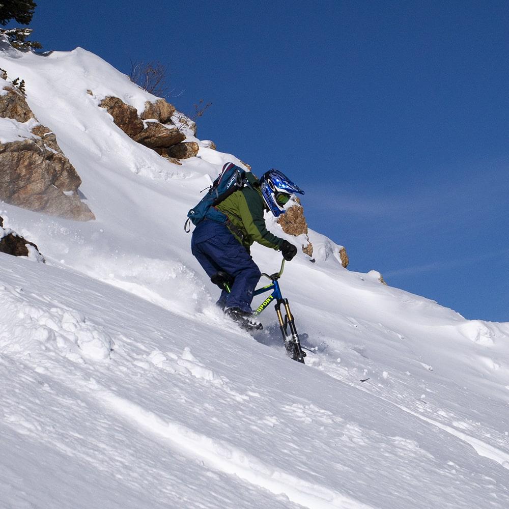 Lenz ski 2.0 Performance Chaussettes Bas Gris Clair Rose Sport Jogging Ski j20